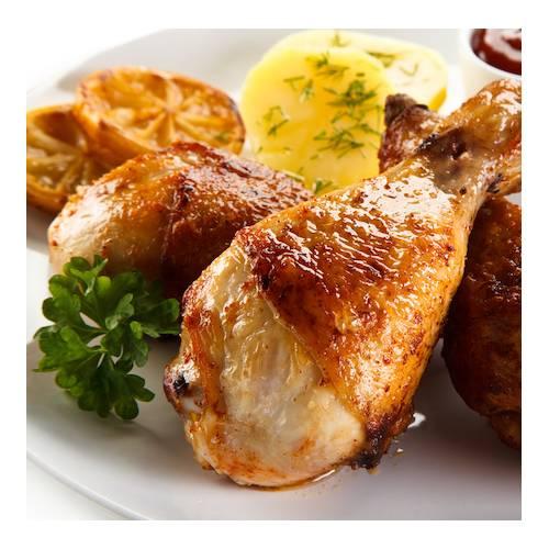 jus de poulet roti